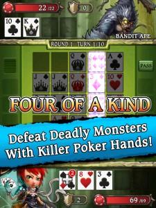 Konami revives the Sword & Poker franchise with Swords & Poker Adventures for iOS