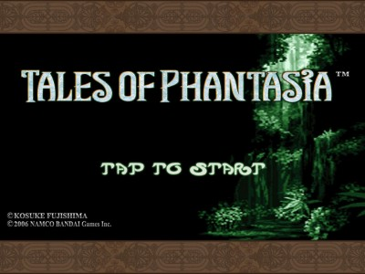 Bandai Namco To Shut Down iOS Edition Of Tales Of Phantasia Next Month