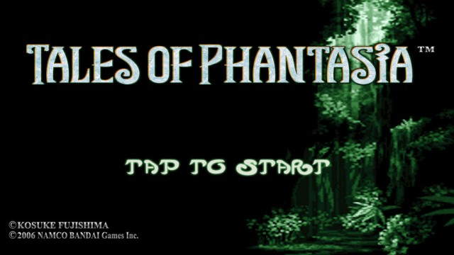 Bandai Namco To Shut Down iOS Edition Of Tales Of Phantasia Next Month