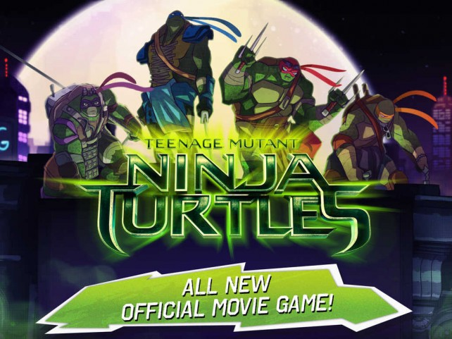 Cowabunga! Nickelodeon unleashes new Teenage Mutant Ninja Turtles iOS game