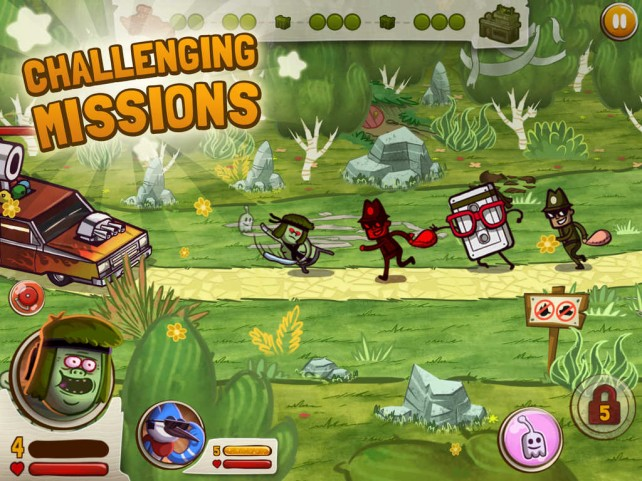 Cartoon Network brings on The Great Prank War in new iOS game based on 'Regular Show'