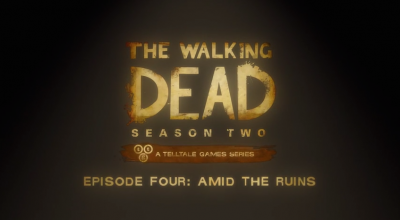 The penultimate episode of Telltale's Walking Dead: The Game - Season 2 is out now
