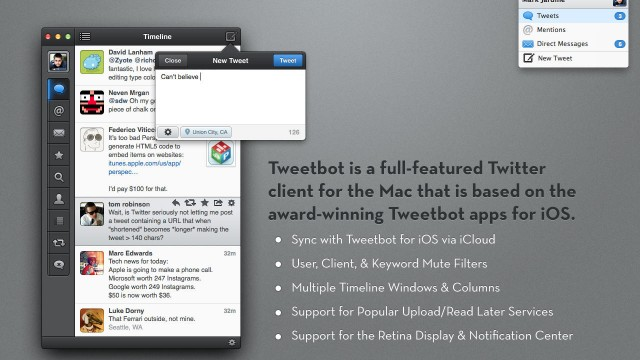Tapbots Updates Tweetbot For Mac To Support Multiple Image Posting And Viewing