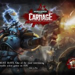 Warhammer 40,000: Carnage welcomes the new Dark Angel Space Marine