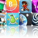Today's Apps Gone Free: Nozoku Rush, BubbleFrame, Pixel Cup Soccer And More