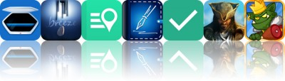Today's apps gone free: SmartScan Express, Breeze, IdeaPlaces and more