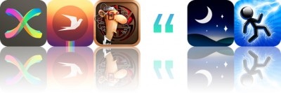 Today's apps gone free: Slide X Pro, Frame Blur, IQ Mission and more