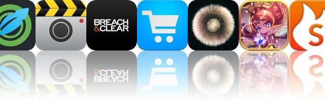 Today's apps gone free: PaintLife, SnapStill, Breach and Clear and more