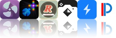 Today's apps gone free: Sleepy Fan, BlastTrax, Retromatic and more