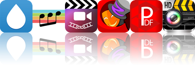 Today's apps gone free: WaterMinder, Windy, VideoJoiner and more