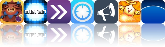 Today's Apps Gone Free: The Great Sasquatch, Micron, Pronto And More