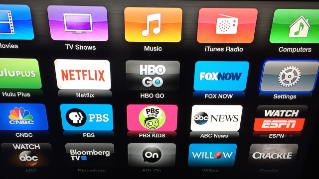 Apple TV adds new FOX NOW and CNBC channels