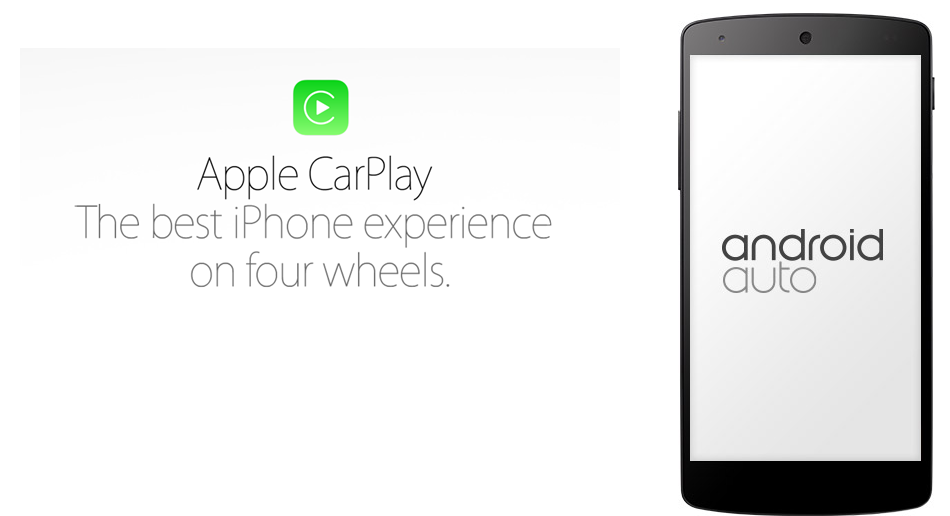 Apple CarPlay, Google Android Auto could cause challenges for the auto industry