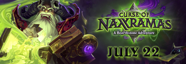Hearthstone: Heroes of Warcraft expansion, Curse of Naxxramas, arrives on Tuesday