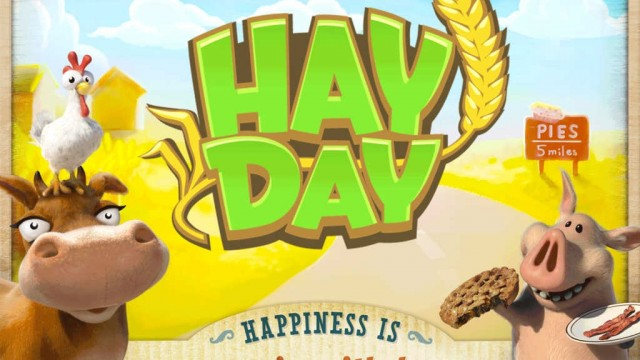 Supercell Updates Hay Day With New Cotton Crop, Sewing Machine And More