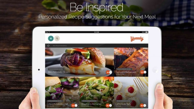 Yummly Recipe And Grocery Shopping List Apps For iPhone And iPad Get Yummy Updates