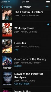 TodoMovies 3.1 Features Film Ratings, New URL Scheme And Other Blockbuster Tweaks