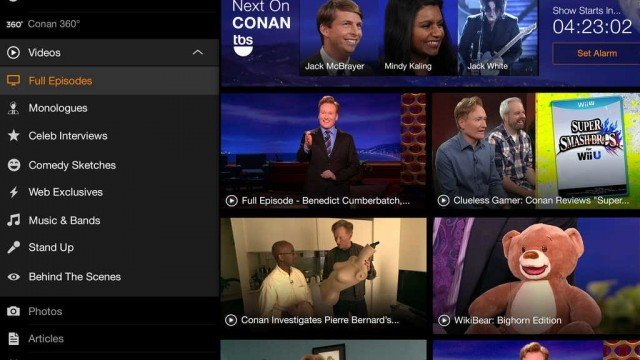 Conan O'Brien Presents: Team Coco Gains AirPlay Support As It Loses Sync Feature