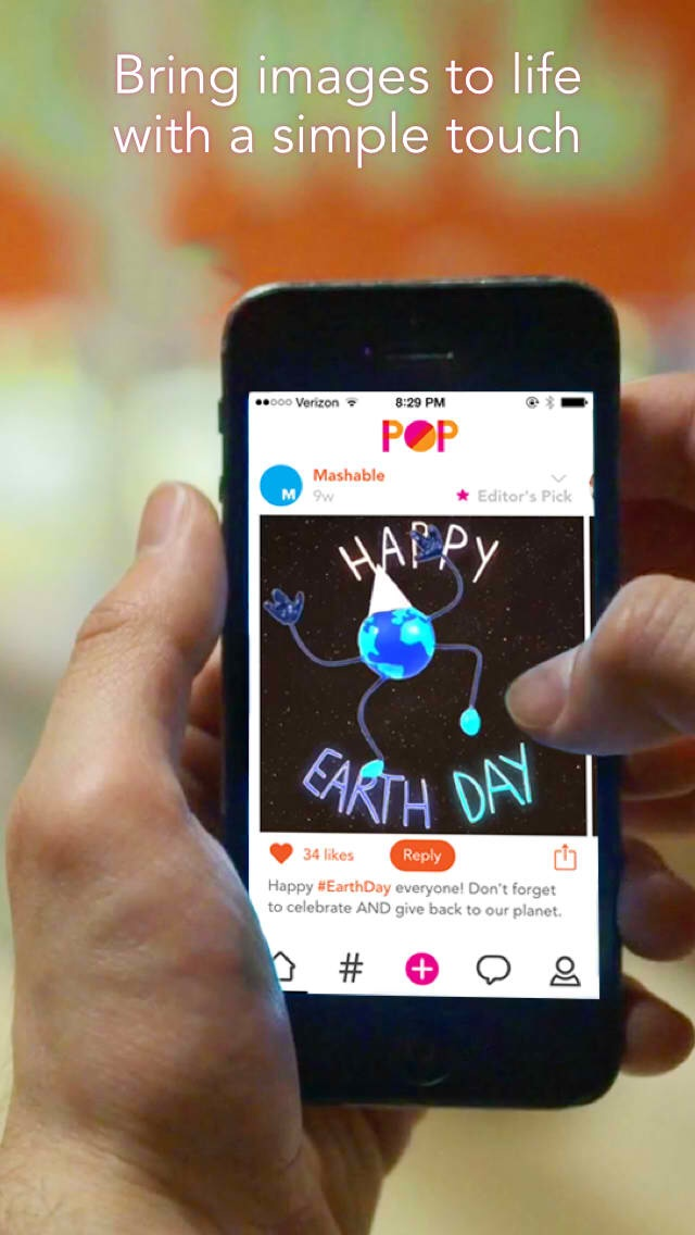 Zeega's GoPop goes 2.0 with new design centered on visual conversations