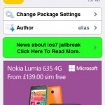 Cydia tweak: TapToSnap is a smart package for active iPhoneographers
