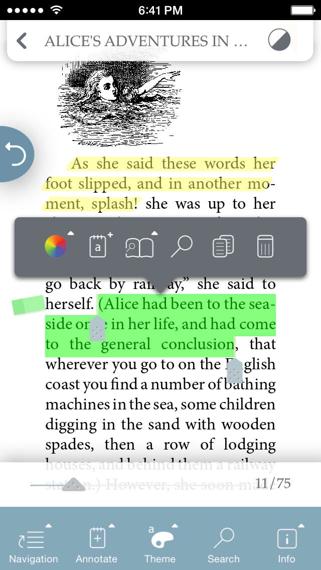Feature-rich e-reading app Mantano goes 2.0 with support for ePub 3 format and more