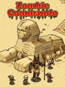 Lead a team against the undead and be a Zombie Commando in Bulkypix's newest iOS game