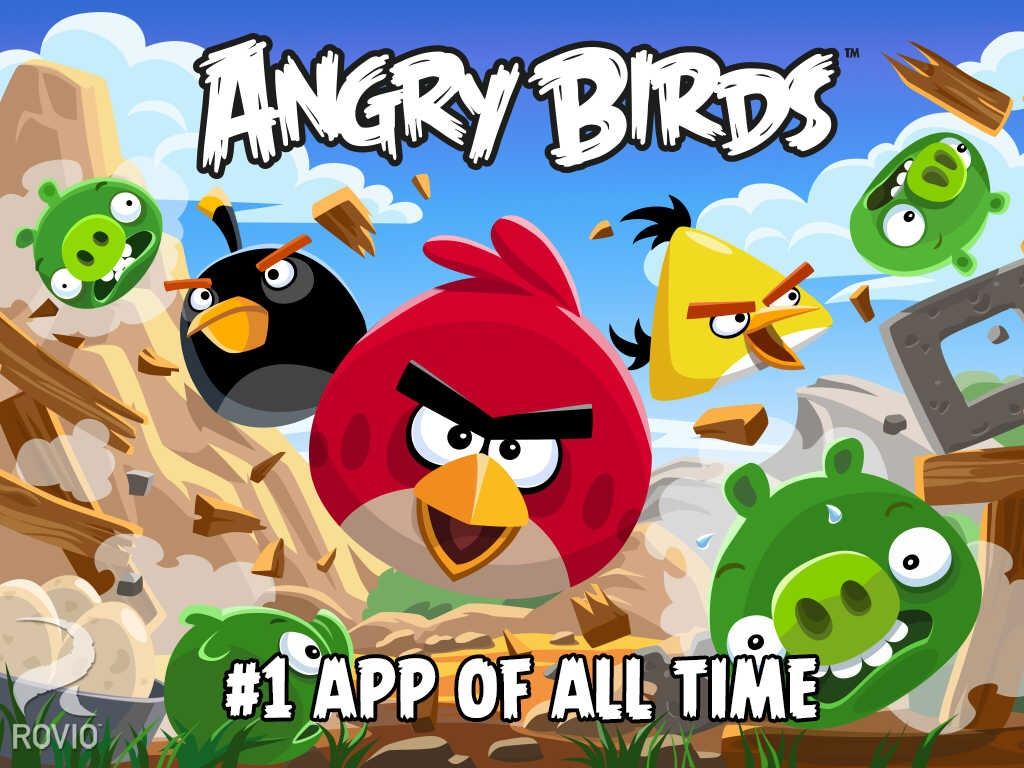 Rovio updates original Angry Birds game with bonus episode featuring fan-favorite levels