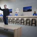 Ron Johnson Discusses Apple Retail Store Concept, Working With Steve Jobs