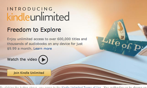 Amazon is testing out an e-book subscription service to compete against Oyster, Scribd