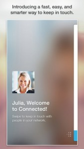 LinkedIn Connected wants to make professional networking simple and easy