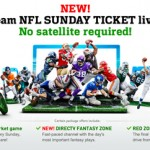 DirecTV's NFL Sunday Ticket package will be available for iOS devices and more without a dish