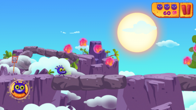 Mighty Adventure is your next essential platformer game