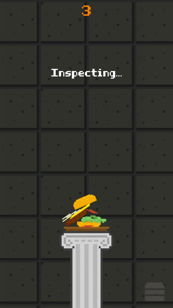 Put your balancing skills to the test in Pixel Burger