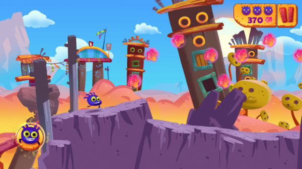 mighty adventure    essential platformer game