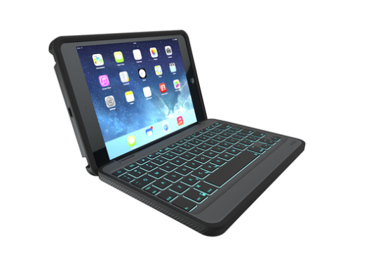 Zagg Unveils A Rugged Folio Keyboard Case For The Ipad Air