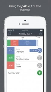 Keep tabs on your valuable time with Hours Time Tracking from Tapity