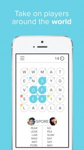 You'll Need To Spell Faster Than Your Opponent In Haste, A Speedy iPhone Word Game