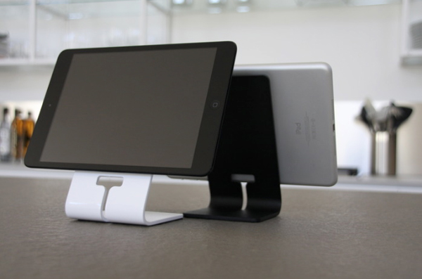 The SETA Tablet Stand is a beautiful and simple way to hold any iPad