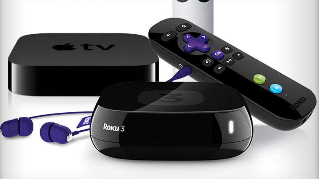 Roku's Lead Over The Apple TV Grows, But This Could Be Temporary