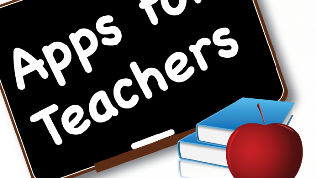 Get ready for school and educate your class with these apps for teachers