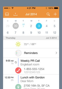 Tempo Smart Calendar update brings natural language input and more