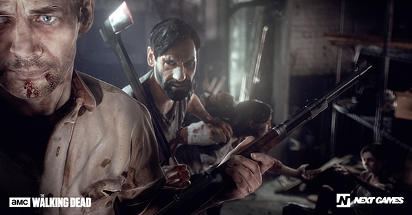 Teaser trailer unveiled for The Walking Dead: No Man's Land