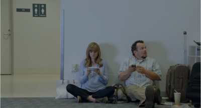 Samsung Calls iPhone Users 'Wall Huggers' In New Ad