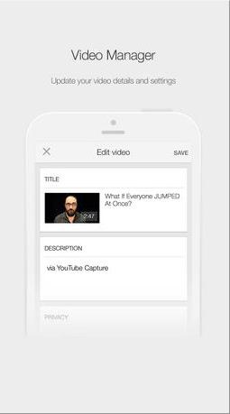 YouTube Creator Studio lands on the App Store