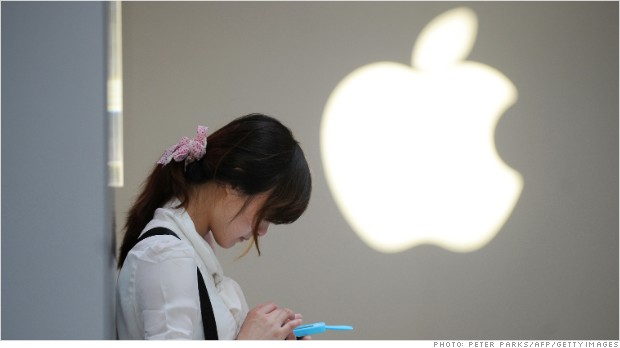 Apple products not banned in China?