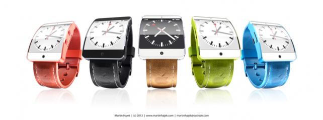 Report: Apple is planning to introduce an 'iWatch' along with the 'iPhone 6' on Sept. 9