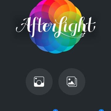 Chart-topping photo-editing app Afterlight now lets you create your own 'Fusion' filters