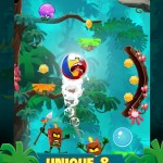 Help the Airheads escape from the angry Tikis in this new endless jumping game