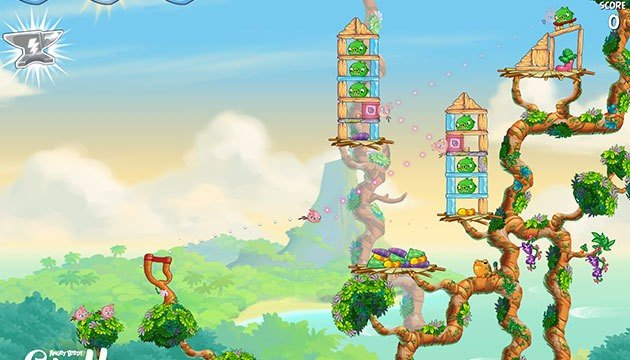 Rovio releases gameplay teaser for Angry Birds Stella ahead of new game's Sept. 4 launch