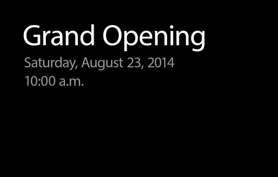 Apple to open new retail store in South Windsor, Connecticut on Aug. 23